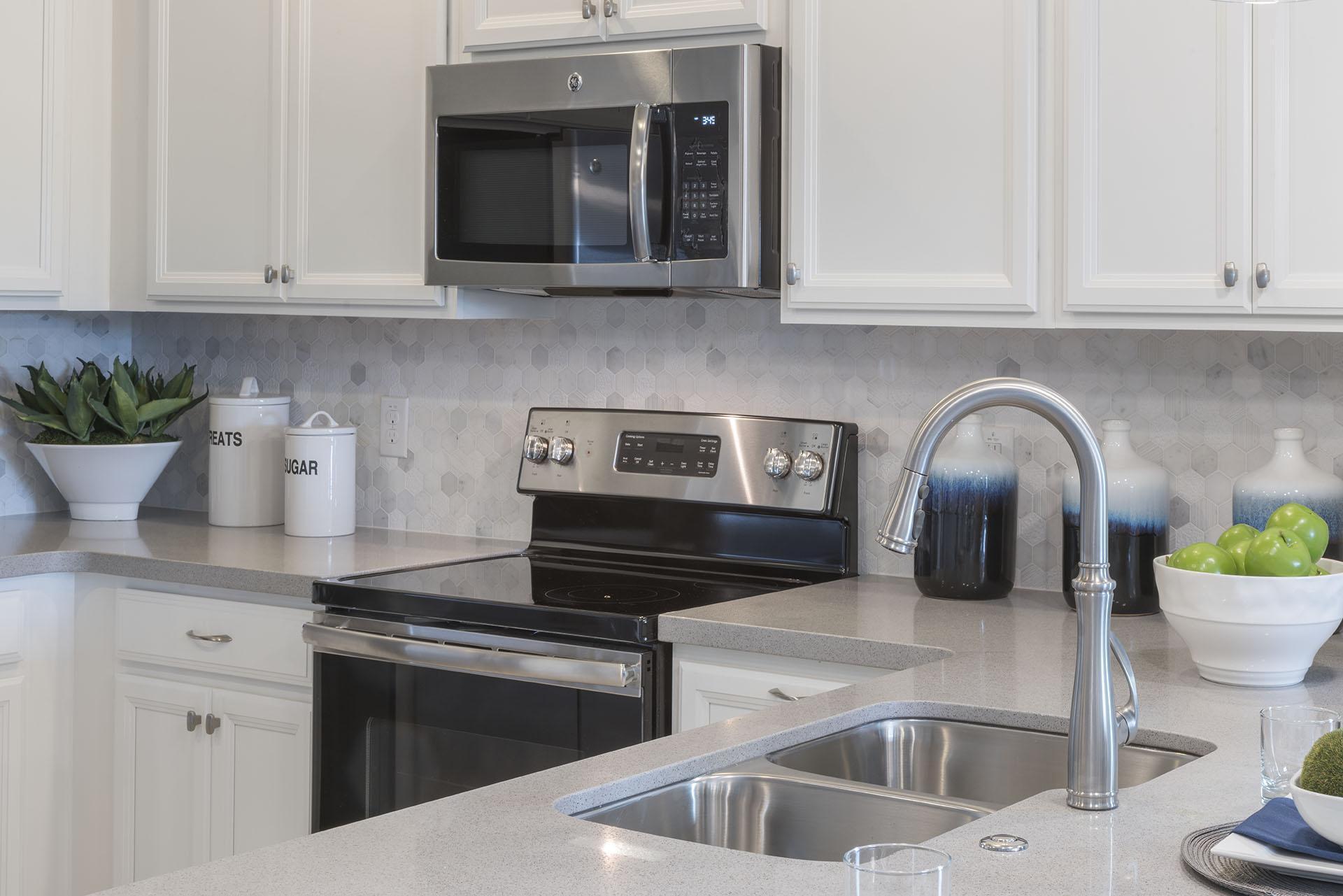 Kitchen:Lexington Floor Plan  |  Hanover Family Builders