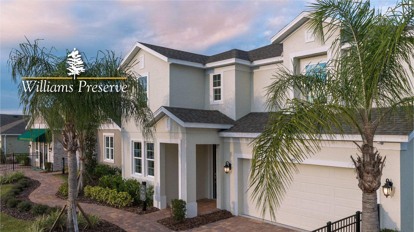 Williams Preserve Model Homes