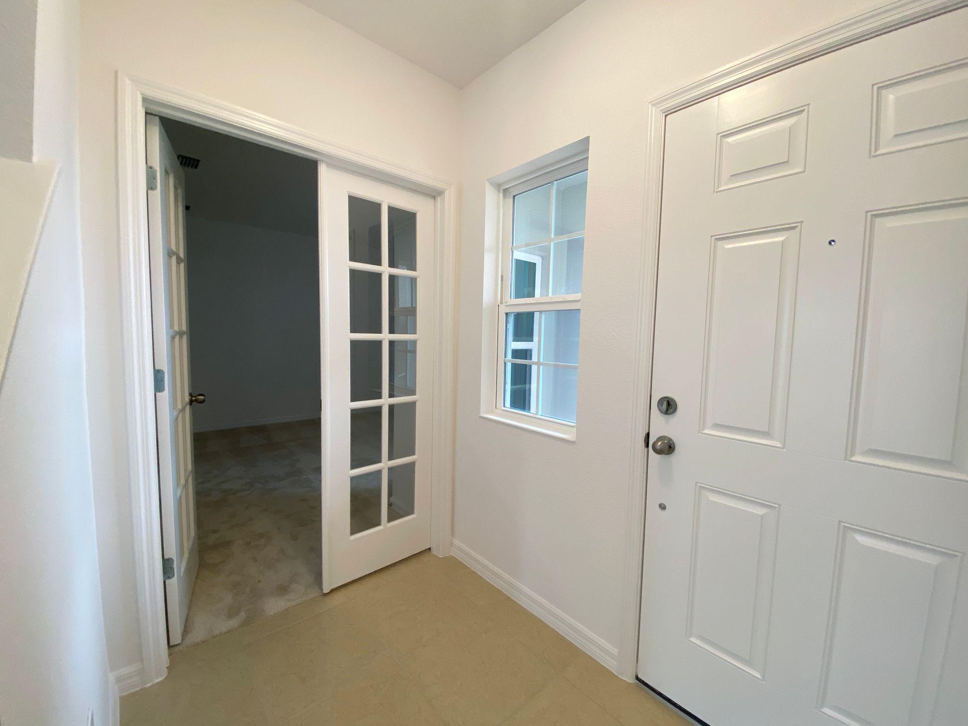 Entry, Flex Room:Destin Floor Plan by Hanover Family Builders