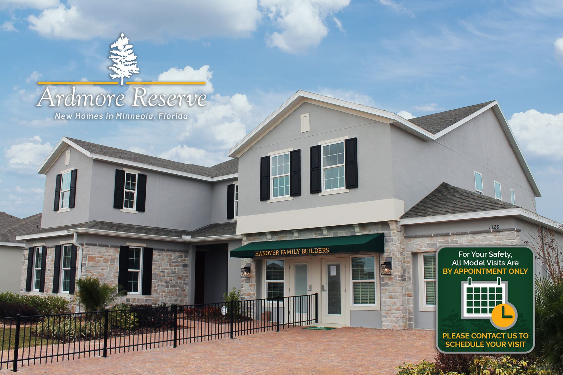 Ardmore Reserve - New Homes in Minneola, Florida:Open by Appointment Only