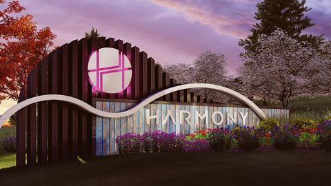 Harmony Monument