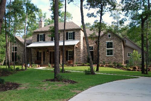 Heartwood Custom Homes,77384