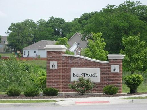 Brentwood Entrance Sign