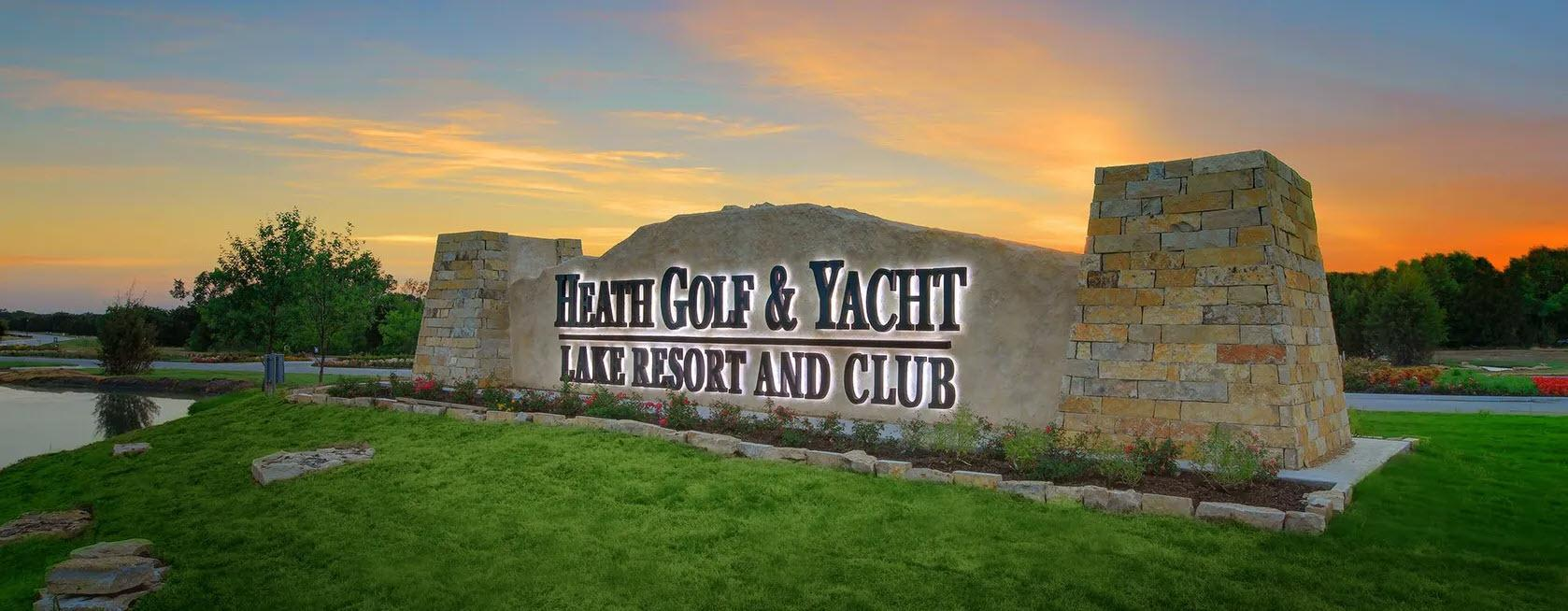 Heath Golf and Yacht Club,75032