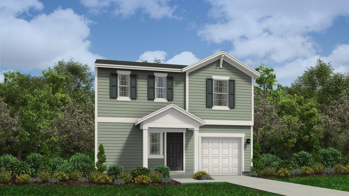 Exterior:Engage - Elevation A