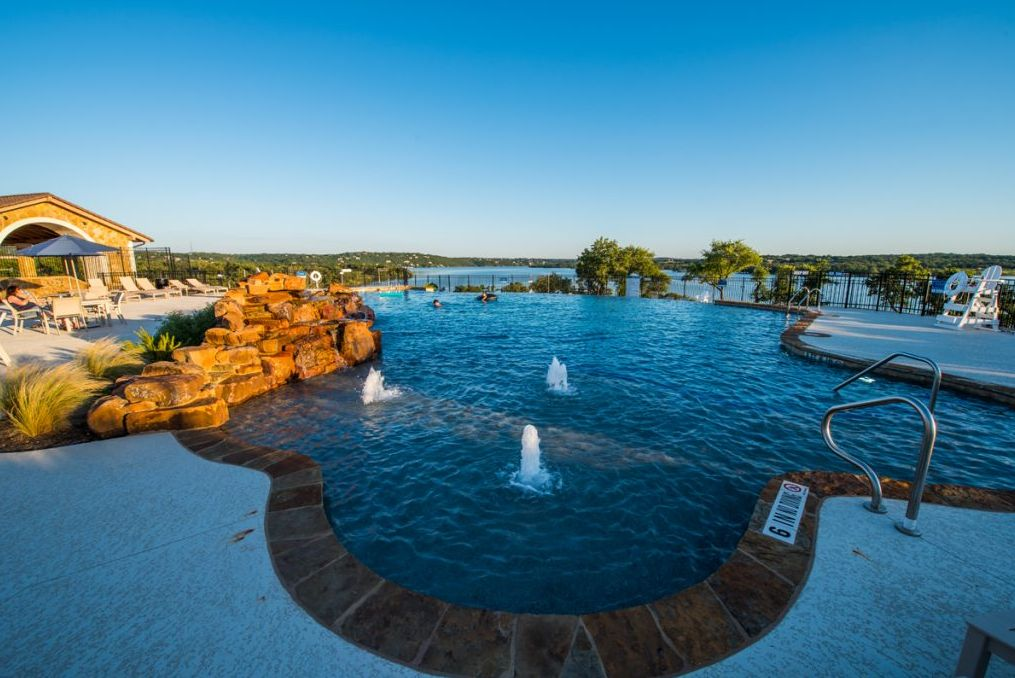 Lakeside at Tessera on Lake Travis: 50ft. lots,78645