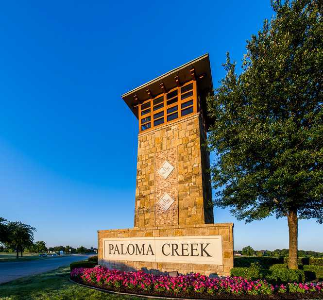 Paloma Creek,75068