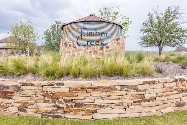 Timber Creek: 50ft. lots,75071
