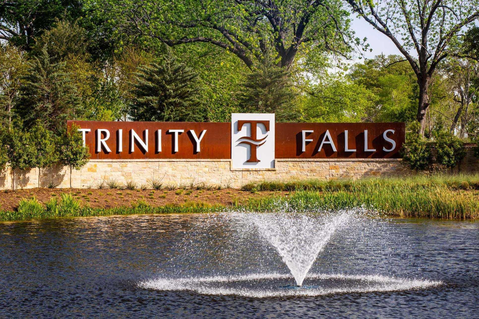 Trinity Falls: 50ft. lots,75071