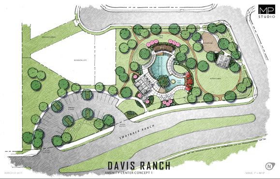 Davis Ranch: 60ft. lots,78254