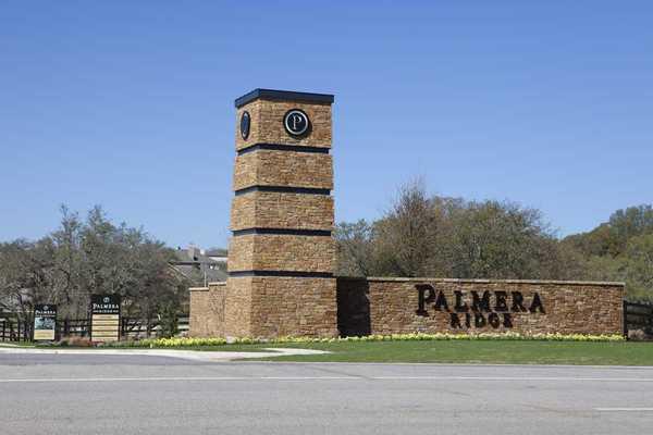 Palmera Ridge: Palmera Bluff - 50ft. lots,78641