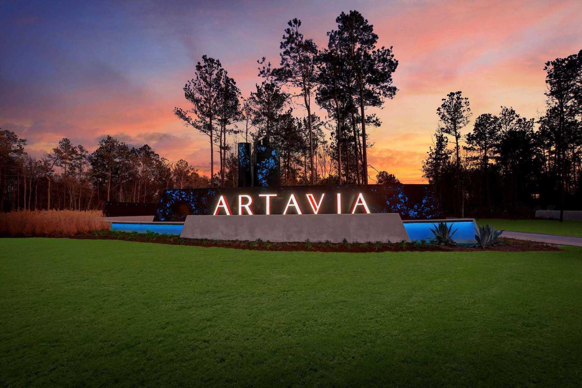 Artavia: 60ft. lots,77302