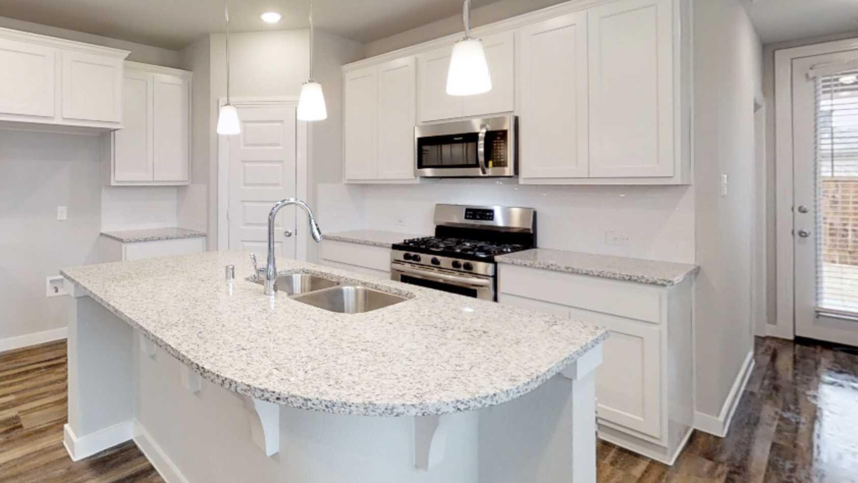 Kitchen (Representative Photo):Kitchen