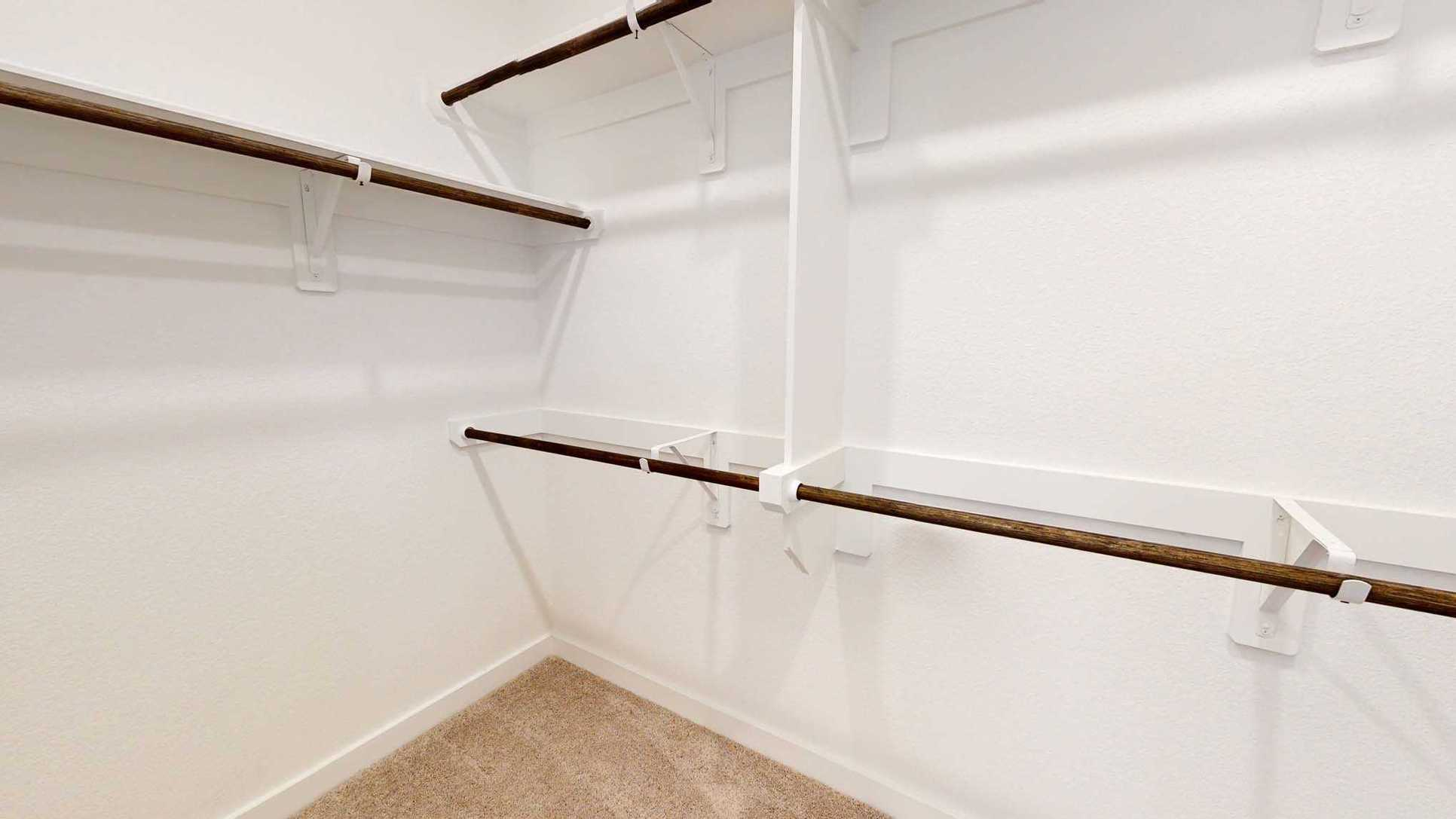 Master Closet (Representative Photo):Master Closet
