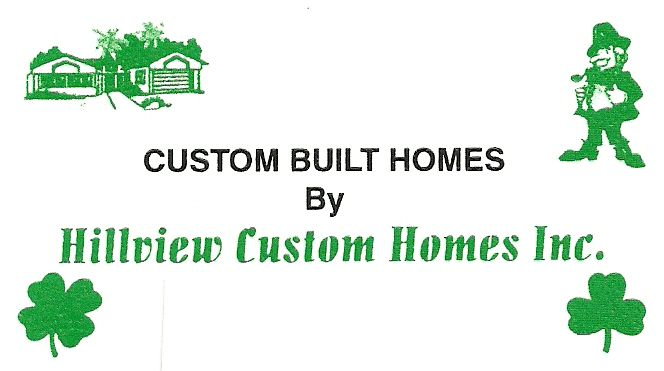 Hillview Custom Homes,60586