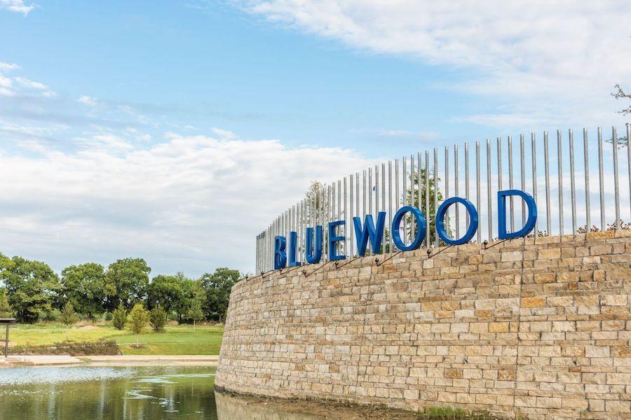 Bluewood:Community Entrance