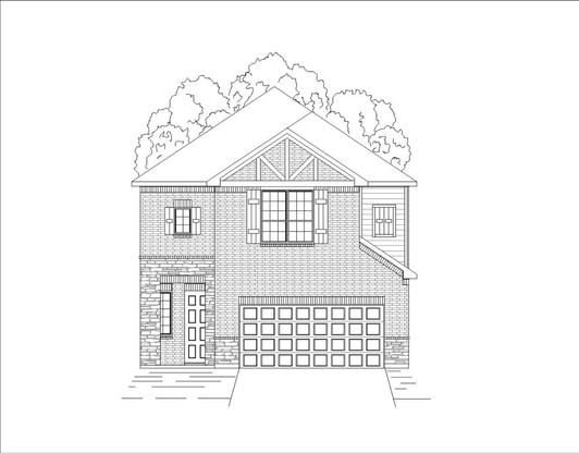 Exterior:Gladewater with Elevation T