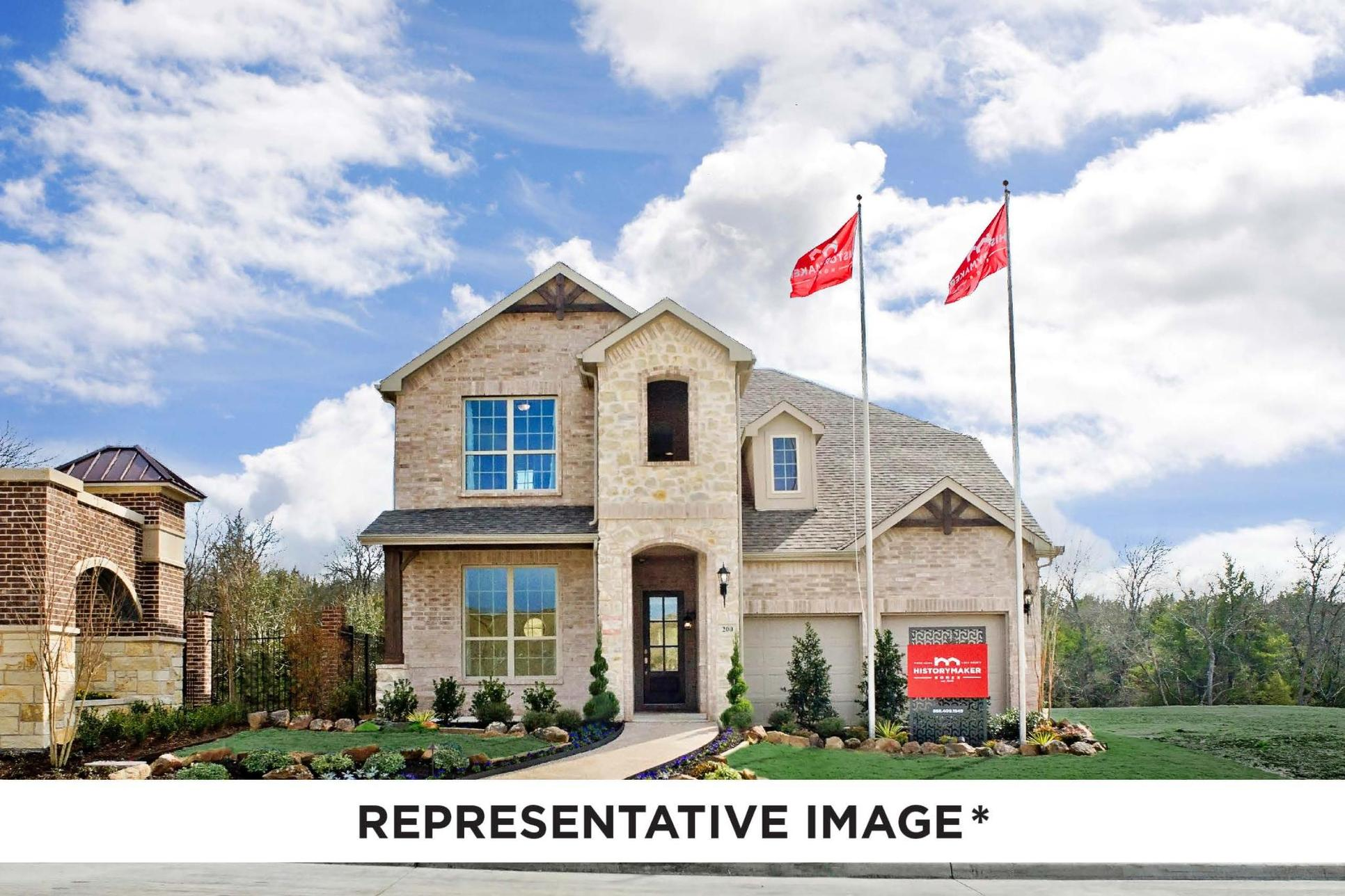 Exterior:Ironwood with Elevation W