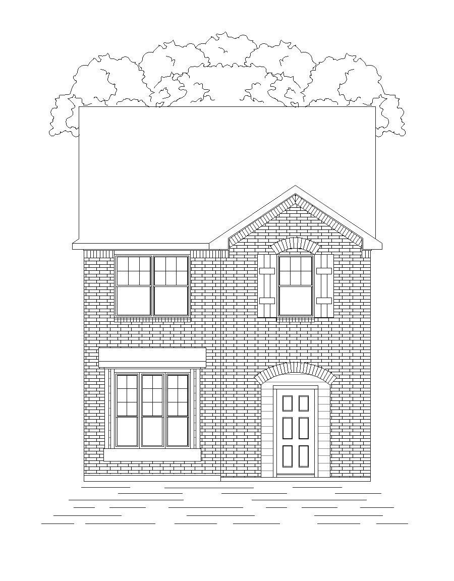 Houston with Elevation H Brentwood