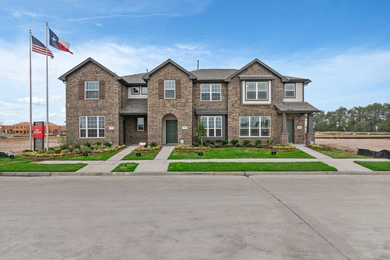 Balmoral Townhomes Model