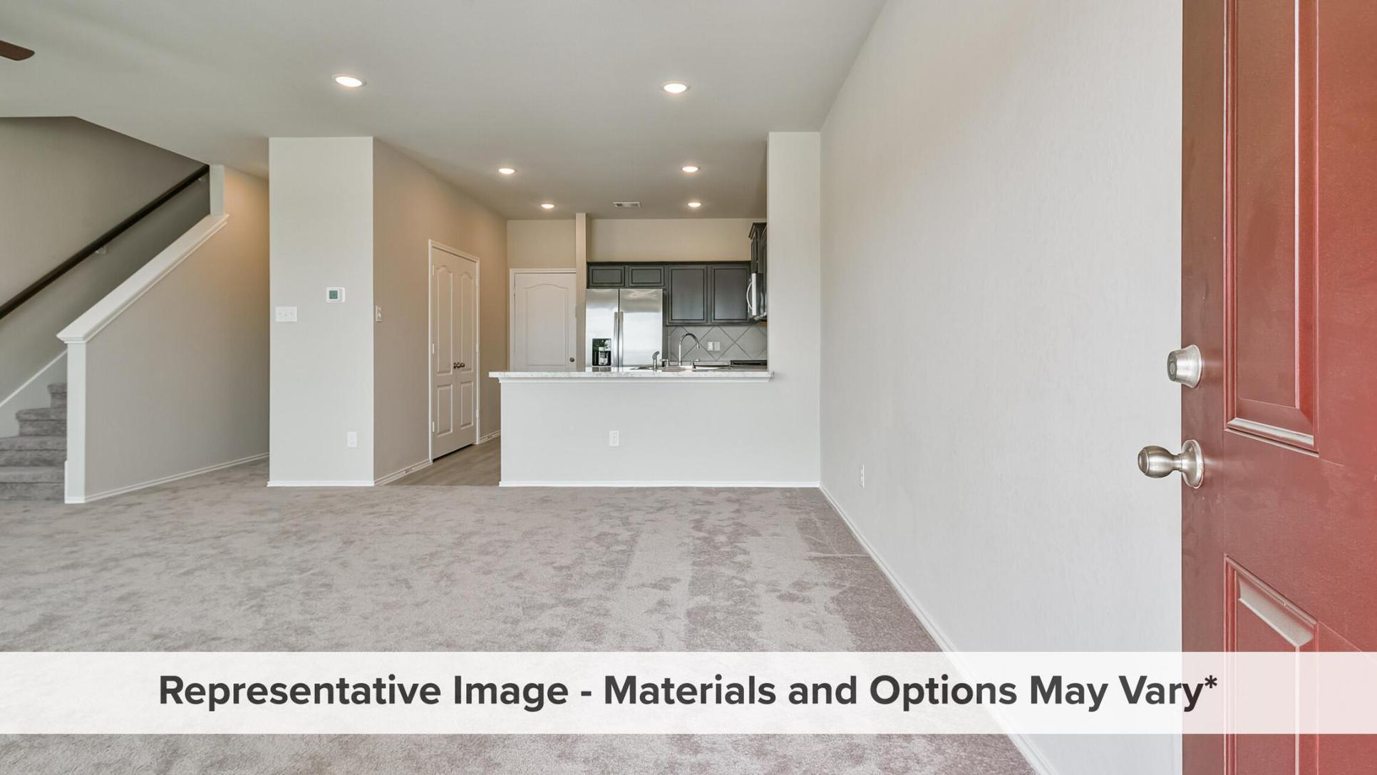Interior:Crockett Floor Plan Representative Image