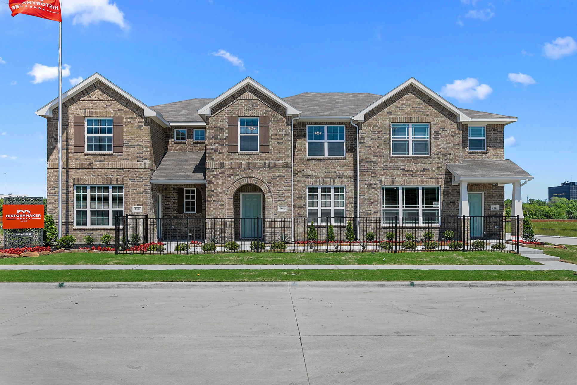 Cloverleaf Crossing Townhomes Model