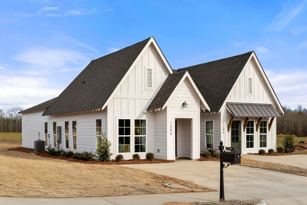 Example of Completed Home:Example of Completed Home