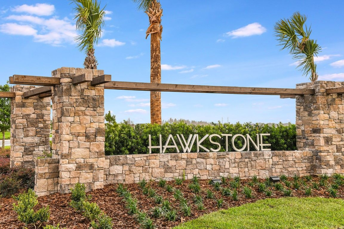 Hawkstone Entrance