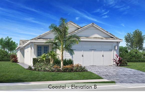 Beacon :Coastal Elevation B