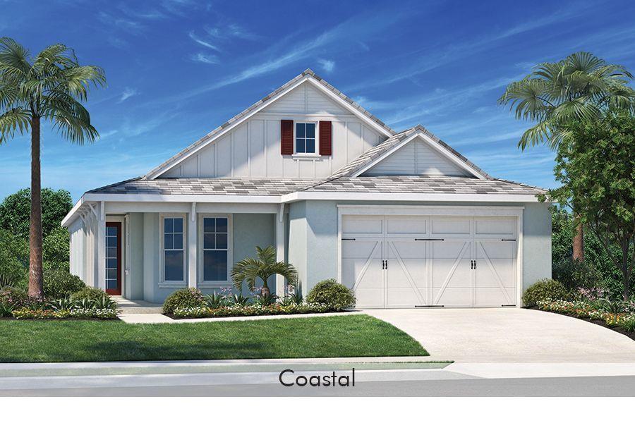 Ketch :Coastal Elevation