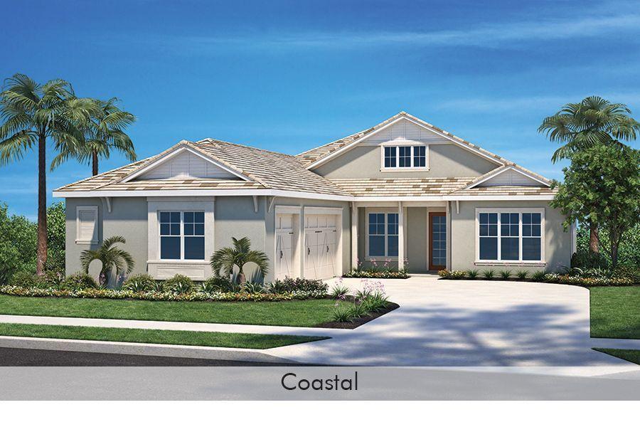 Islander I:Coastal Elevation