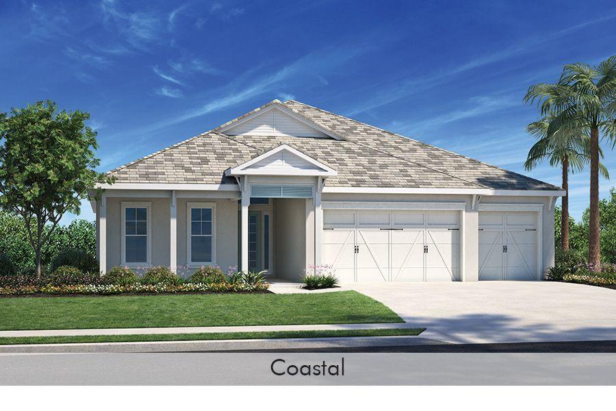 Outrigger :Coastal Elevation