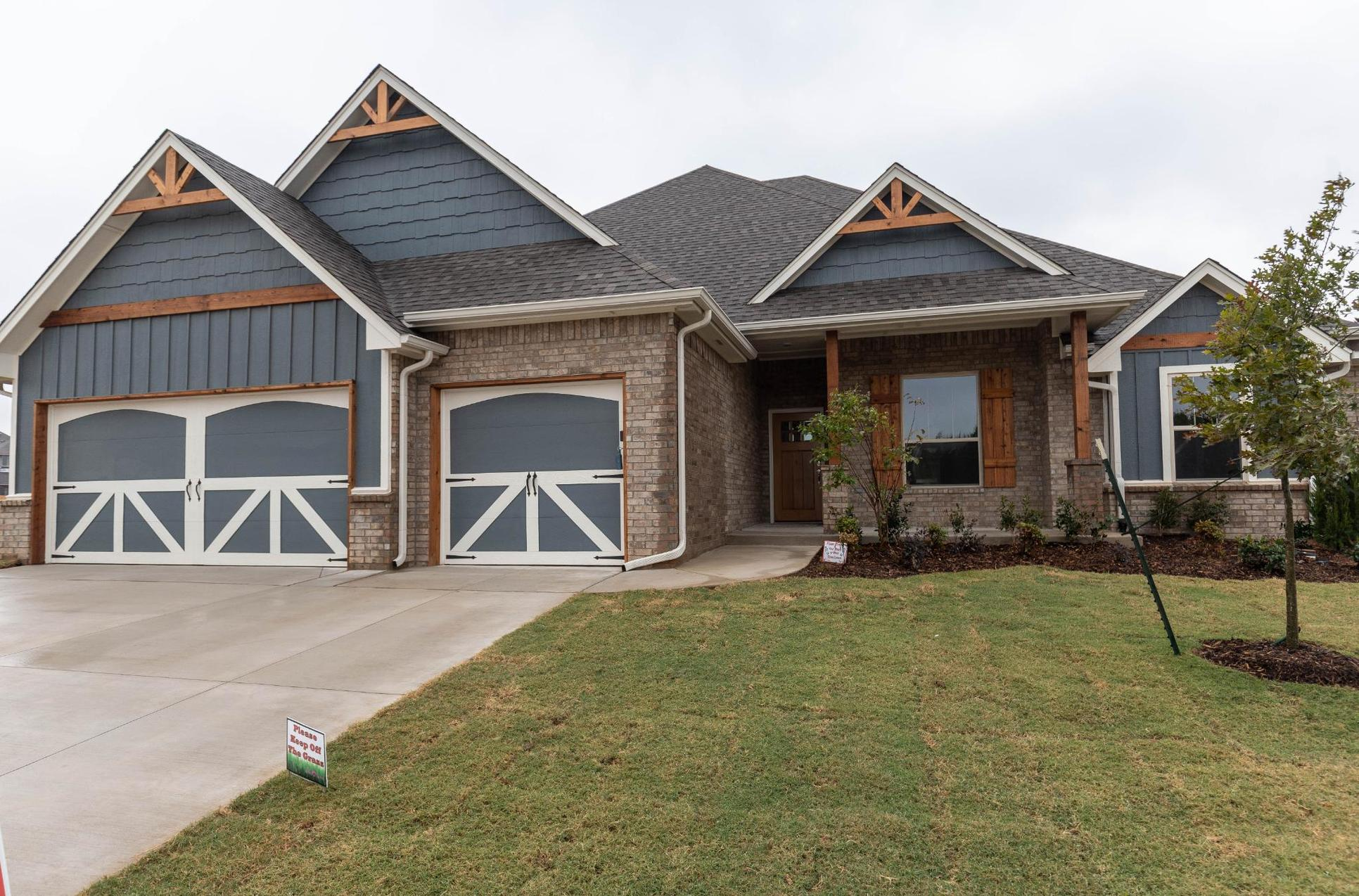 Homes by Taber Cornerstone Bonus Room 2 Floor Plan