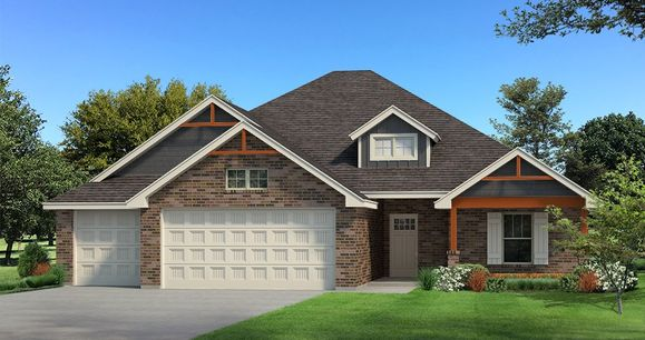 Homes by Taber Example of Blue Spruce Half Bath PLUS Floorplan