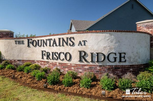 New Homes in Yukon in Frisco Ridge