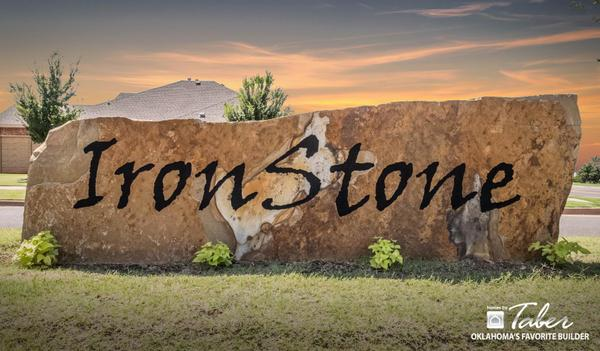 New Homes in Edmond OK in Ironstone
