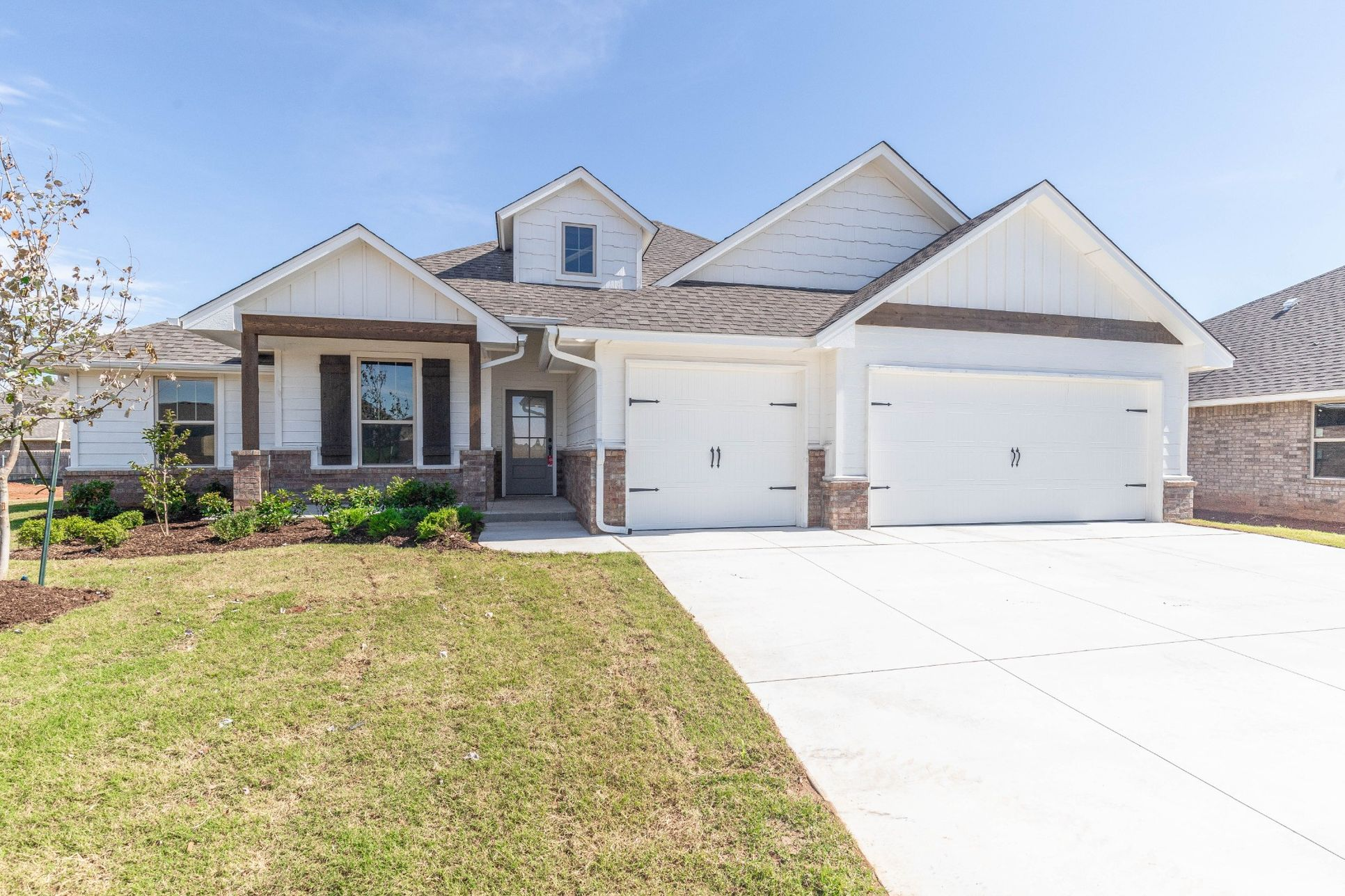 Homes by Taber Hazel Floor Plan - 10109 NW 141st Circle