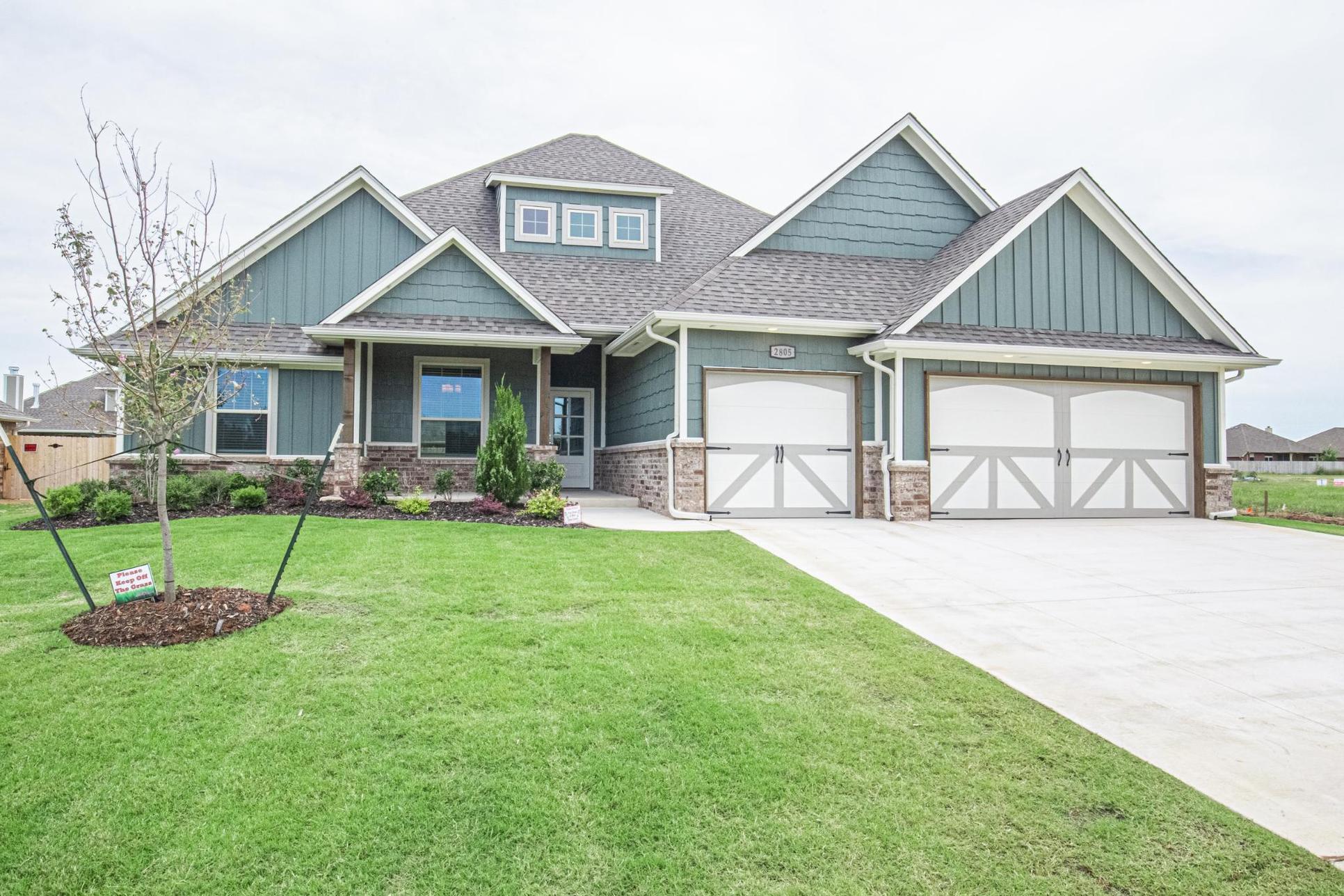 Homes by Taber Poppey Bonus Room Floor Plan-2805 Village Lake Dr
