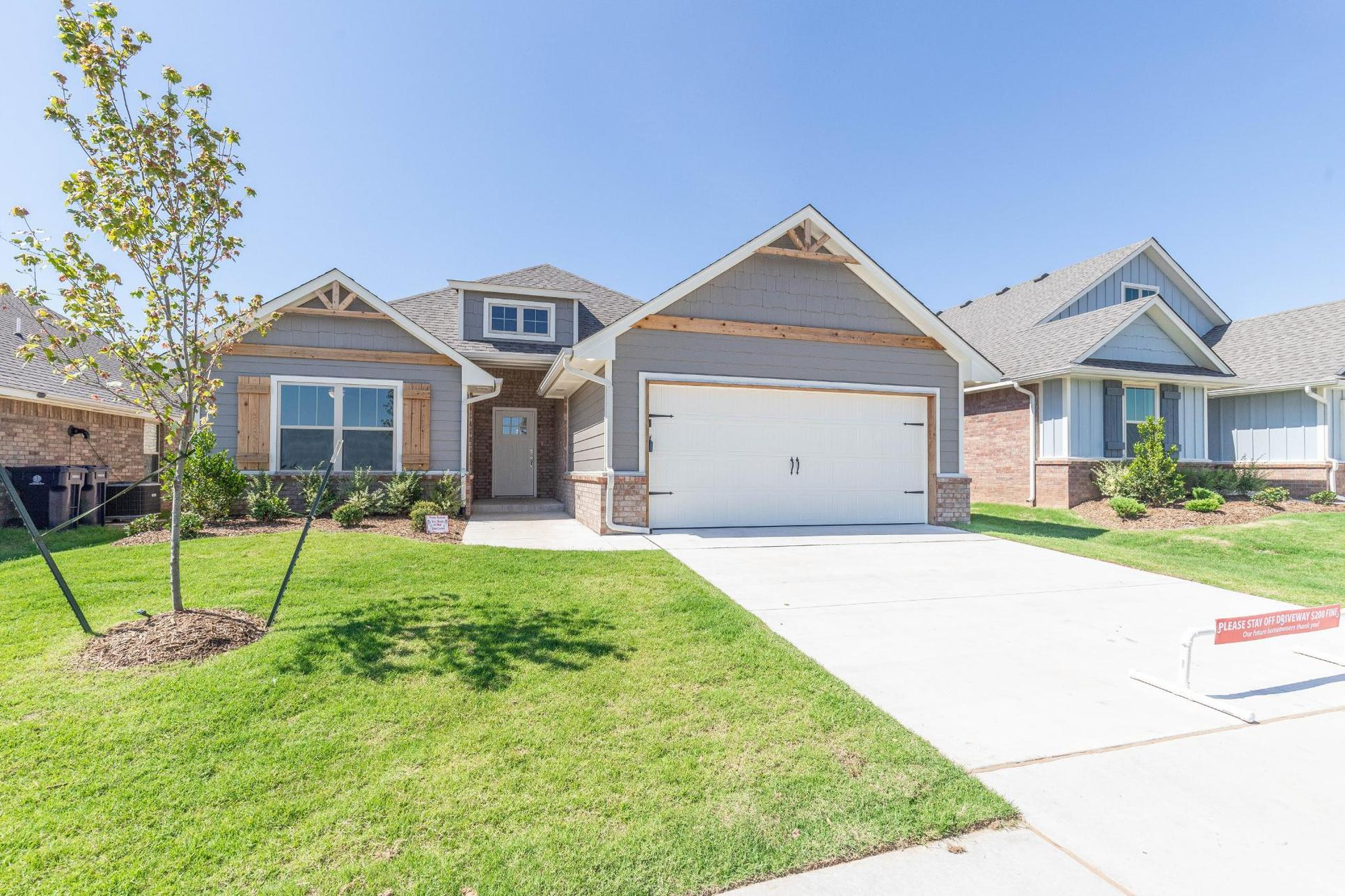 Homes by Taber Julie Floor Plan - 9112 NW 119th St