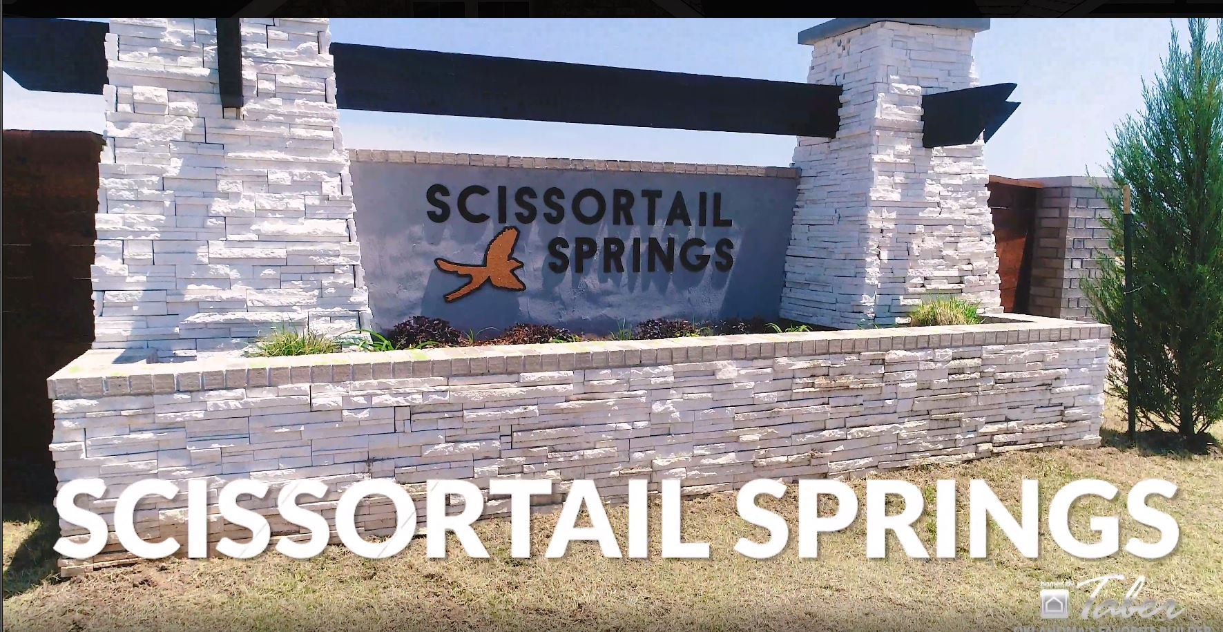 New Homes in Mustang in Scissortail Springs