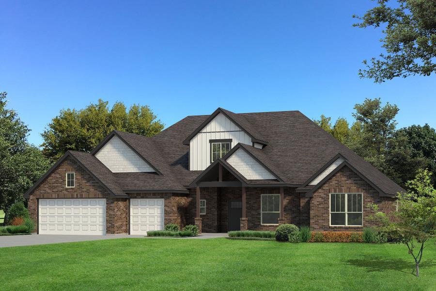 Homes by Taber Lynne Floor Plan