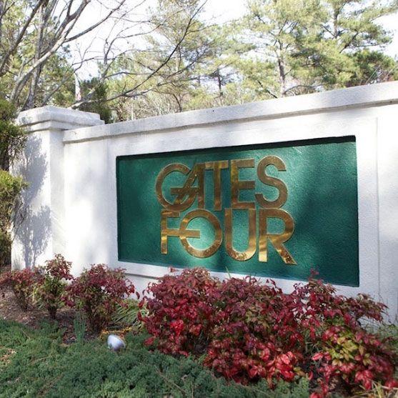 Gates Four,28306