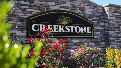 Creekstone Entrance