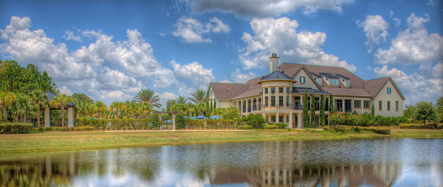 Amelia National - Clubhouse II