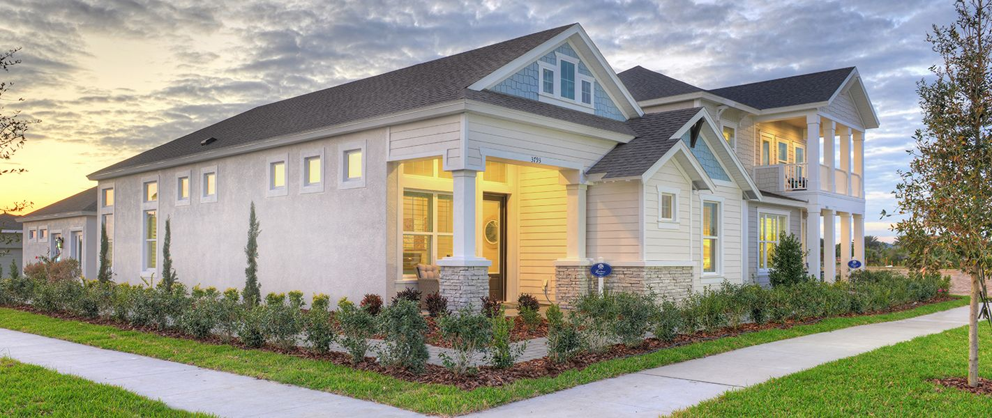 Model Homes at Persimmon Park