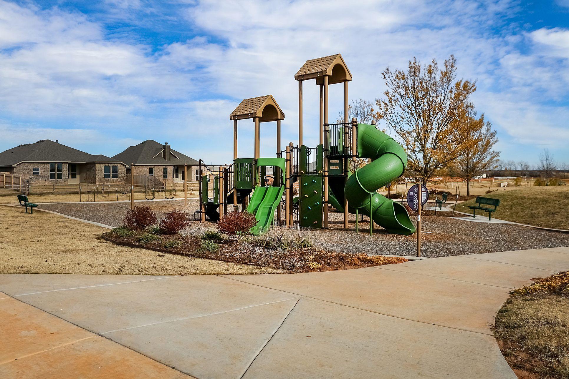 Castlewood Trails Playground