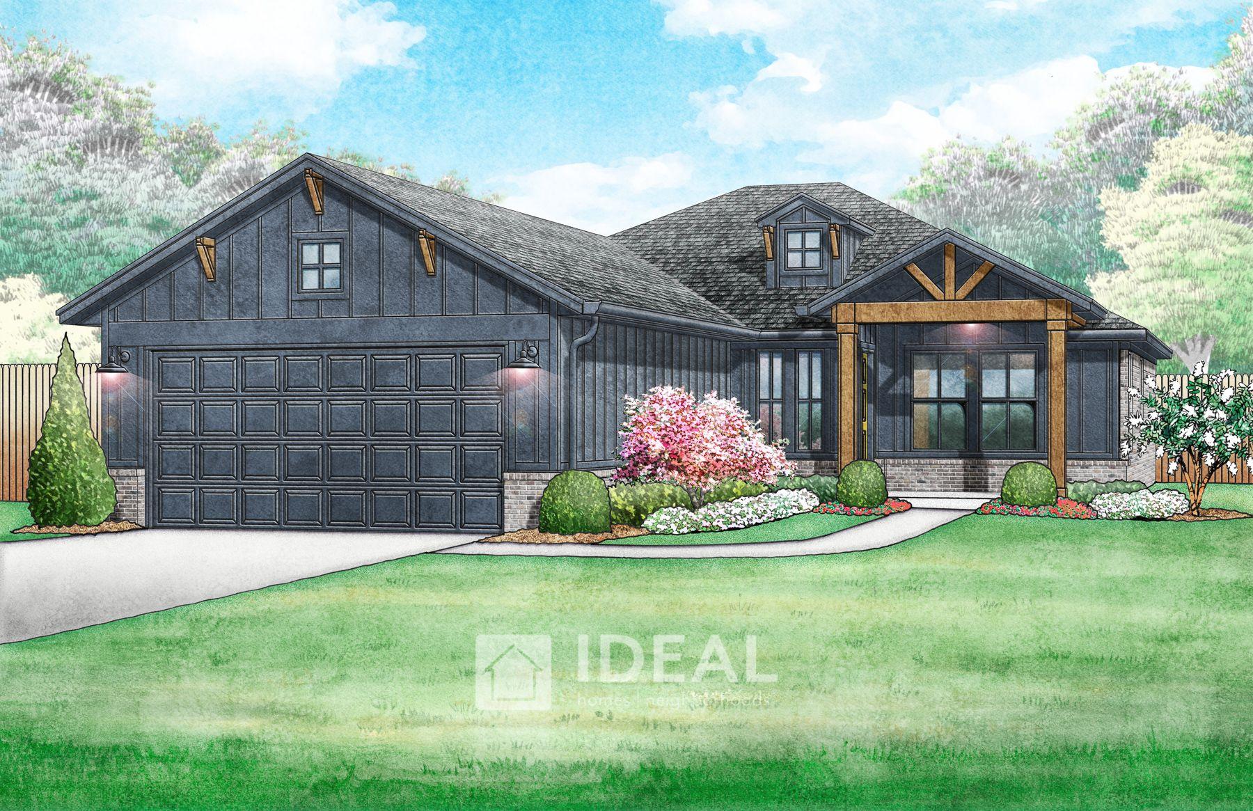 Exterior:Forester B - Farmhouse
