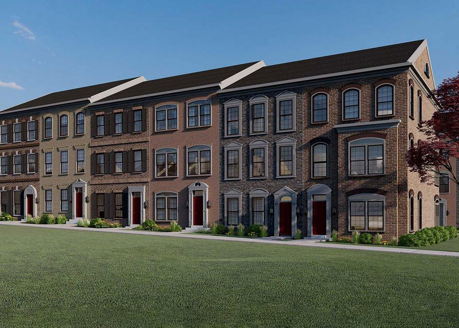 The Enclave at Fair Lakes:Luxury Garage Townhomes