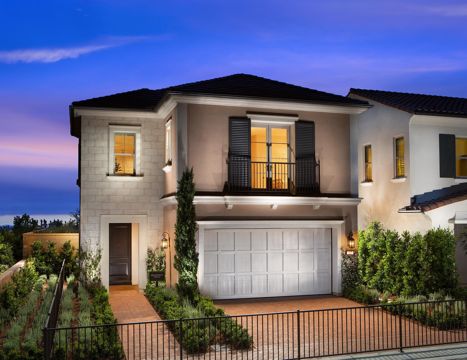 Residence 2X:Highland at Portola Springs Village