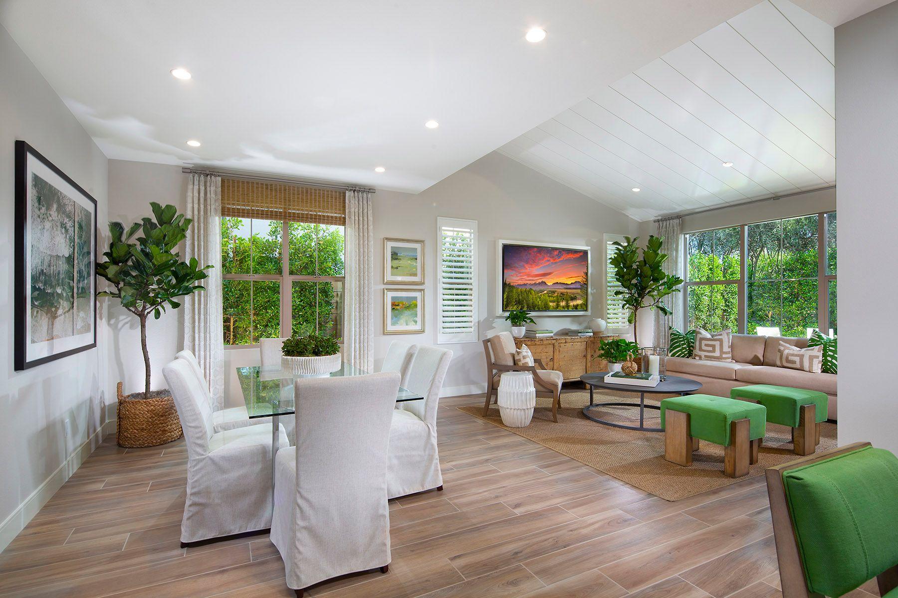 Great Room:Fresco Residence 1